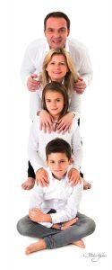 Portrait de famille versailles